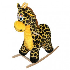 Качалка мягкая Жираф 283-2008