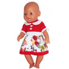 Одежда  для кукол Платье 101
