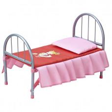 Кроватка для кукол металлическая 67363