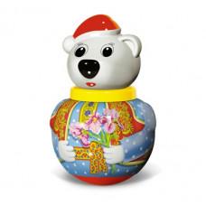 Неваляшка - Белый медведь Тёма