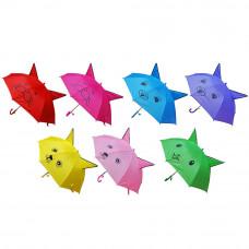 Играем вместе Детский зонт с ушками UME-45AMS2