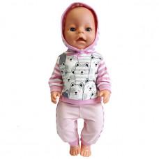 Одежда  для кукол Костюм спортивный 116