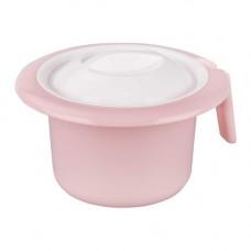 Горшок детский Кроха розовый М6863