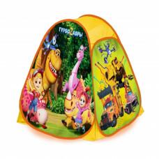 Детская палатка Играем вместе Турбозавры GFA-TZ01-R
