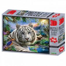 10140 Пазл Super 3D «Сумерки», 500 детал., 6+