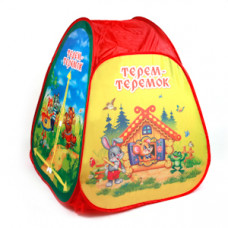 Детская палатка Играем вместе Теремок GFA-TEREM01-R