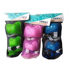 Комплект защиты для коленей, локтей, запястий PRSET(AT)-MIX2-S