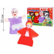 Кукольный театр Красная шапочка И-7391