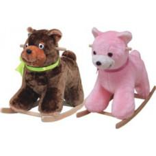 Качалка мягкая Медведь 282-2008
