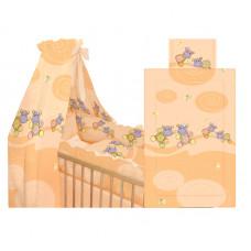 Комплект постельного белья Bertoni - Оранжевый