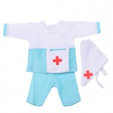 Одежда  для кукол Костюм Медсестра 32