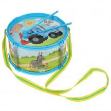 Барабан Играем вместе Синий трактор B678375-R3