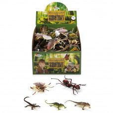 Играем вместе Рептилии и насекомые DB9805