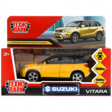 Металлическая машинка Технопарк Suzuki Vitara S 2015 VITARA-12-GDBK