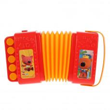 Музыкальная игрушка УМка Ми-ми-мишки Весёлая гармошка HT681-R2