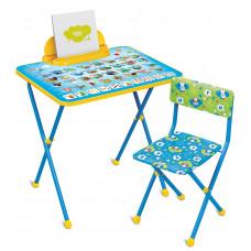 Ника Детский комплект мебели Азбука КП2