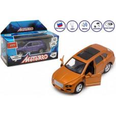 Металлическая машинка Motorro 200618956