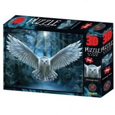 10150 Пазл Super 3D «Ночной страж», 500 детал., 6+