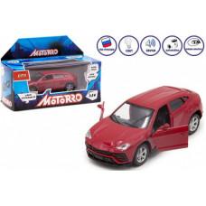 Металлическая машинка Motorro 200609923