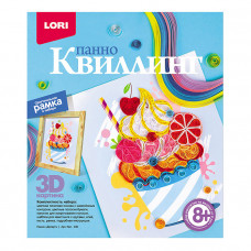 Квиллинг Панно Десерт Квл-030