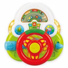 Музыкальная игрушка Руль 939808
