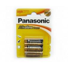 Батарейка Panasonic LR03  Alkaline