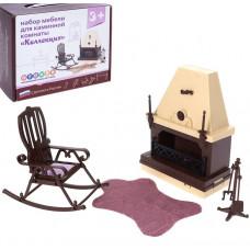 Набор мебели для каминной комнаты Коллекция
