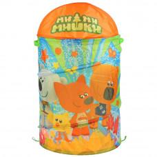 Корзина для игрушек Играем вместе Ми-ми-мишки XDP-17918-R