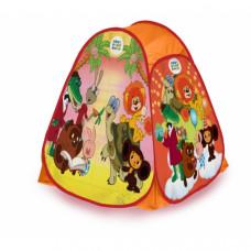 Детская палатка Играем вместе Союзмультфильм Любимые герои GFA-CRT01-R