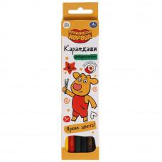 Карандаши цветные УМка Оранжевая корова CPA6-52094-ORCOW