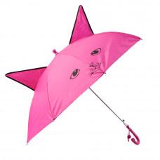 Детский зонт, с ушками, 80 см