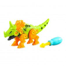 Игровой набор Mioshi Динозавр-конструктор Стиракозавр C6440/A1417863W