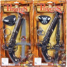 Набор оружия Пират 6622A-61