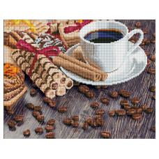 Алмазная мозаика Ароматный кофе ACD5019