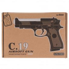 Пистолет металлический 100001971