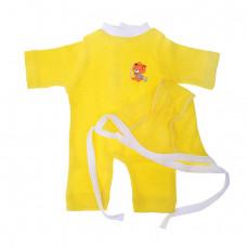 Одежда  для кукол Комбинезон с шапочкой 81
