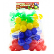 Набор Цветные шарики ПИ0000043