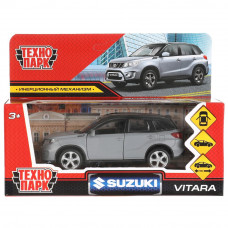 Металлическая машинка Технопарк Suzuki Vitara S 2015 VITARA-12FIL-GYBK