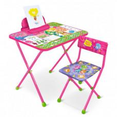 Детский комплект мебели Фиксики Ф2З