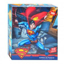 32523 Пазл Super 3D «Сила Супермена», 500 детал., 6+