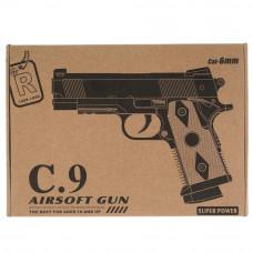 Пистолет металлический 1B00263