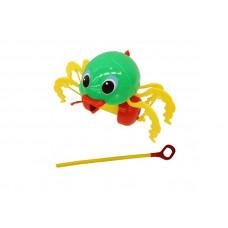 Игрушка каталка - Жук