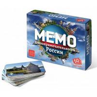Карточная игра мемо Достопримечательности России 7202