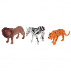 Игрушка из пластизоля Играем вместе Животные Африки B1358379-R
