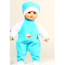 Одежда  для кукол Комбинезон Малыш 60